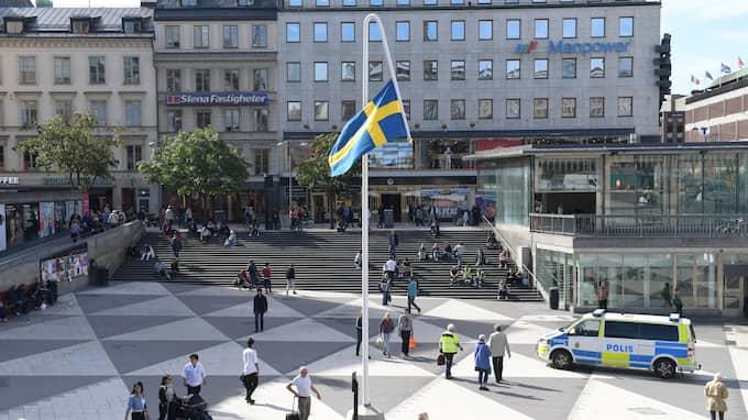 Stadsteatern i Stockholm. Foto: HENRIK MONTGOMERY/TT / TT NYHETSBYRÅN