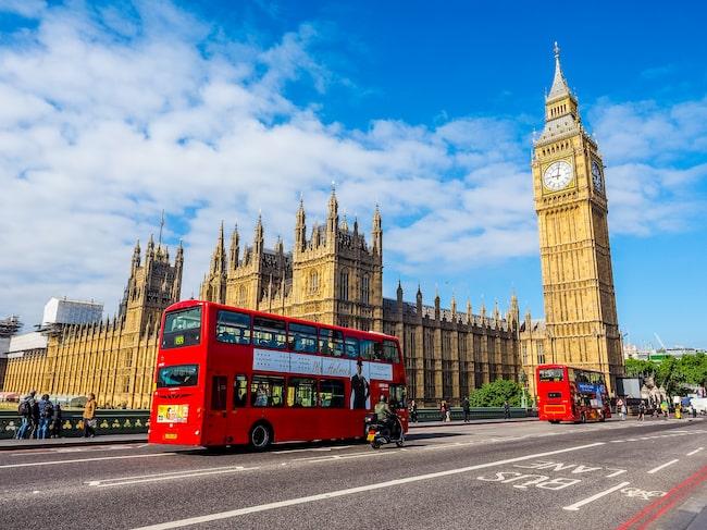 Att ta tåget från London till Paris sparar dig 2 timmar och 24 minuter, jämfört med att flyga.