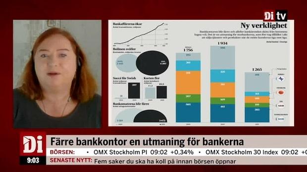 Jönsson: Bankerna måste göra goda råd digitala