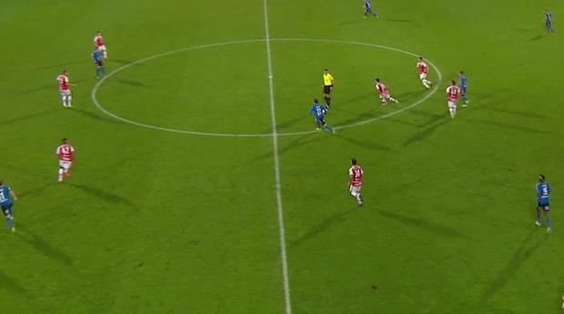 Highlights: Halmstad-Kalmar 1-1