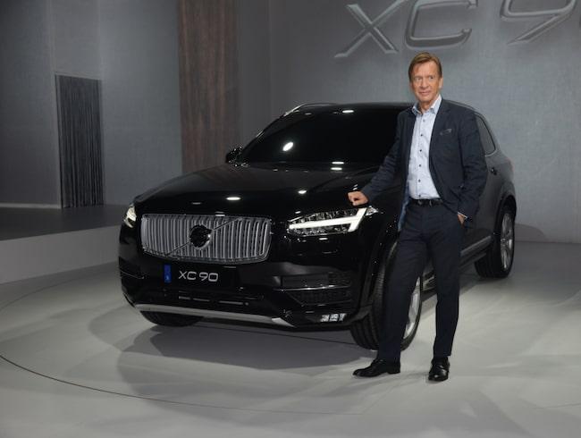 - Volvo blir allt starkare. De nya modellerna är framgångsrika, försäljningen är på rekordnivå och vinsten ökar rejält vilket reflekterar hur alla på företaget är med och bidrar. Med det här resultatet i ryggen tror jag att även 2017 blir ett rekordår vad gäller försäljning, kommenterar Volvos vd Håkan Samuelsson i ett pressmeddelande.