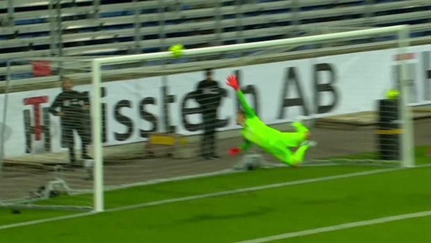Levi slår till med en drömträff –kvitterar mot AFC