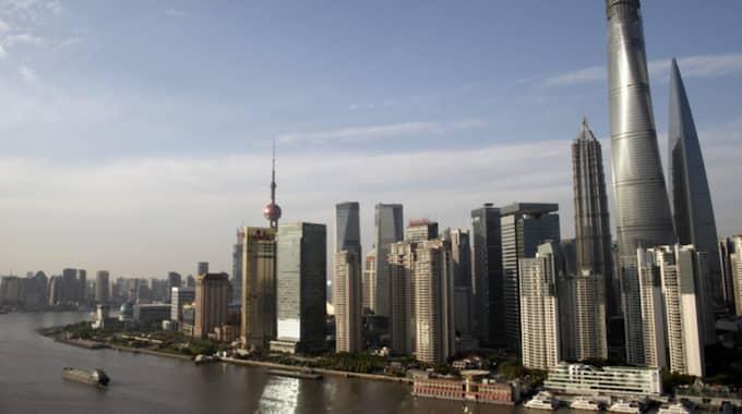 Den kinesiska framgångssagan är långt i från över. Foto: Løvland, Marianne