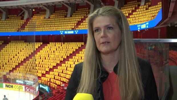 """Lehmann: """"Blir bara hockey - inte varit det på 32 år"""""""