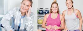 """Lofsan: """"De vanligaste frågorna jag får om att träna som gravid"""""""
