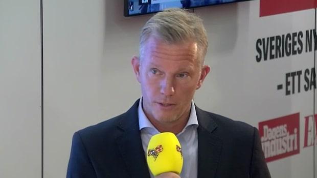 "Johansson: ""Möta Agassi i Stockholm Open-final var magiskt"""