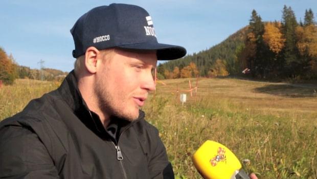 Öhling Norberg om OS-chanserna