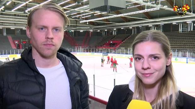 """Rönnberg: """"Vi har många saker på 'förbättra-listan'"""""""