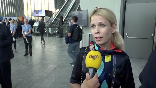 """Anna König Jerlmyr: """"Besviken att man inte gick hela vägen"""""""