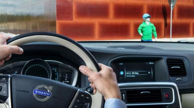 Volvo har kommit långt med tekniken.