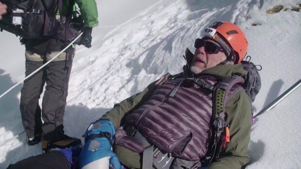 """Här avbryter Mikael Persbrandt resan i """"Expeditionen"""""""