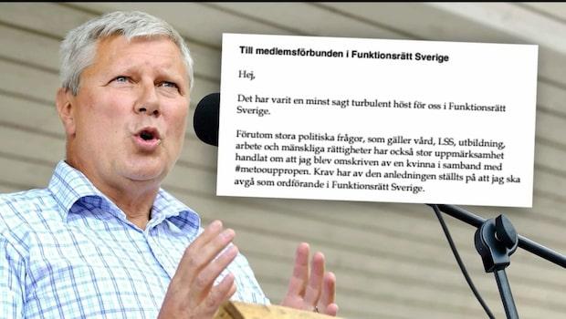 Lars Ohlys interna brev visar vädjan