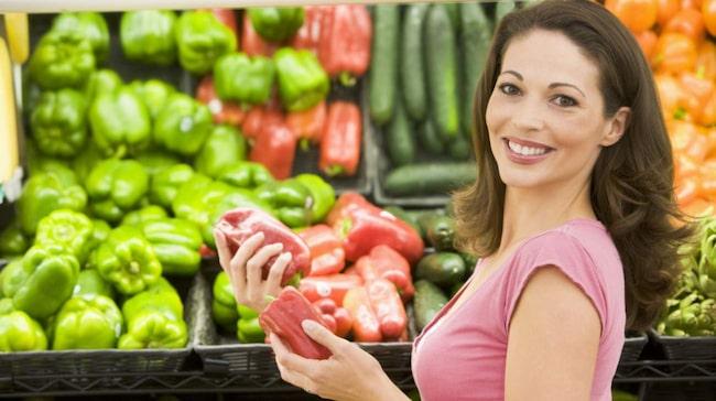 fördelar med vegetarisk mat