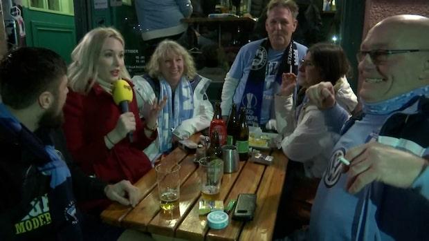 """MFF-fans: """"Chelsea får det tufft"""""""
