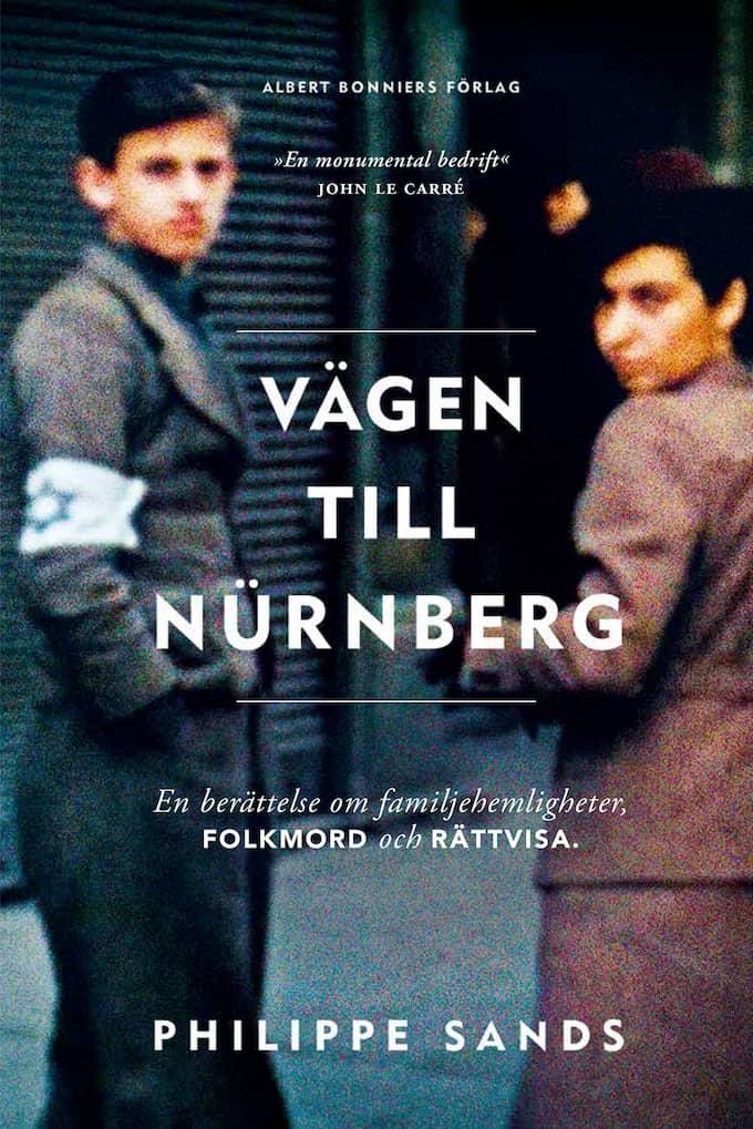 """""""Vägen till Nürnberg. En berättelse om familjehemligheter, folkmord och rättvisa"""""""