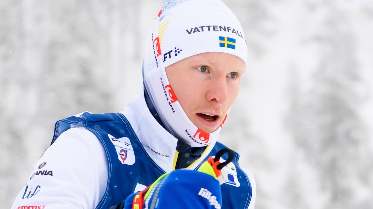 Oskar Svensson On The Plan To Start The Hunt On The Tour De Ski