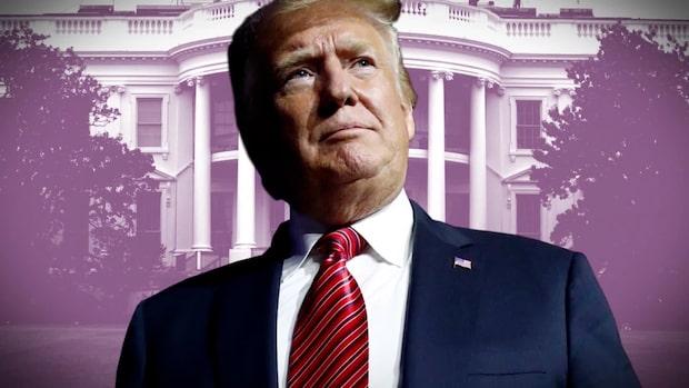 Trump sparkade valarbetare – efter för dåliga opinionssiffror