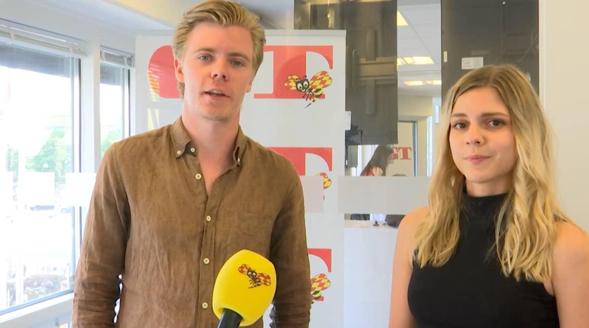 """""""Kärt återseende för landslaget i Göteborg"""""""