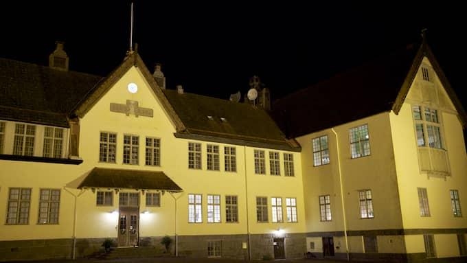 Lundsbergseleven misstänks för kränkande fotografering, ofredande och grovt förtal. Foto: ENDERMARK MATS