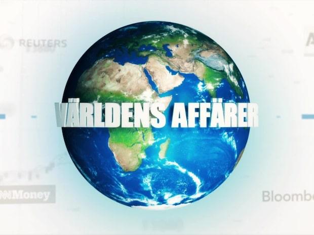 Världens Affärer 15.40 - 14 september