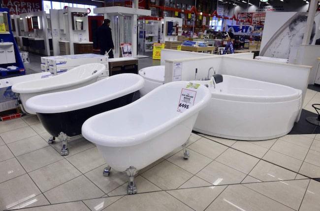 BADKAR. Jämför och provsitt gärna badkar innan du bestämmer dig för vilket du vill köpa.