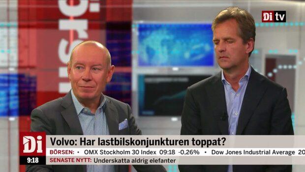 """Söderfjell: """"Frågan är om Volvo får betalt för jobbet man gjort"""""""