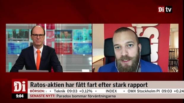 """Richard Bråse om Ratos: """"Jag blåser för nya faror också"""""""