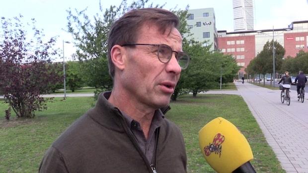 """Ulf Kristersson om gängvåldet: """"En epidemi som breder ut sig"""""""