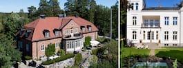 Här är de dyraste villorna  till salu – i Sverige just nu