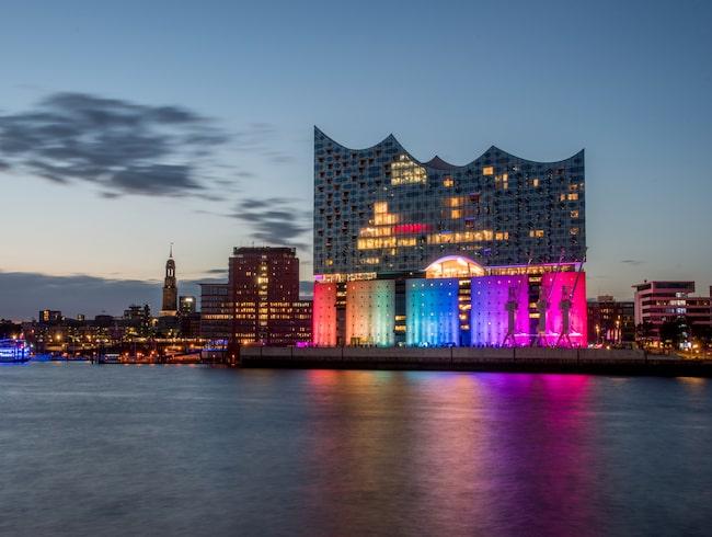 Upplev Hamburg längs kanalerna.