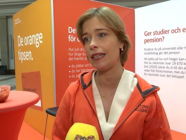 """Annika Strandhäll: """"En topprioritering för regeringen"""""""