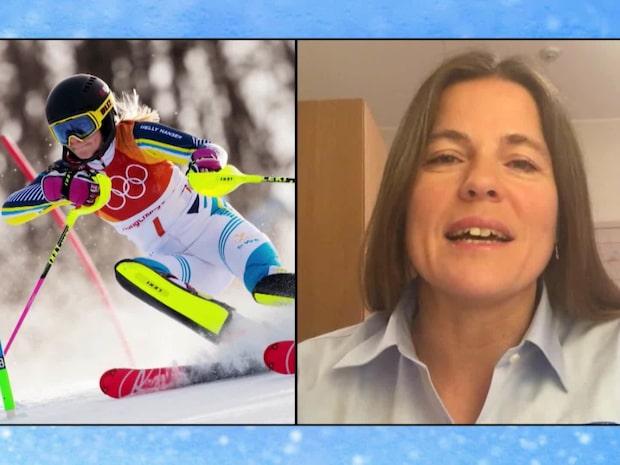 """Pernilla Wiberg om Hansdotters guld: """"Äntligen!"""""""