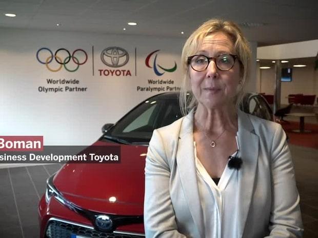 ANNONS: OS är tillbaka i Japan – Toyota håller det rullande