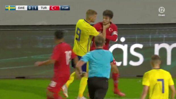 Sverige föll tungt mot Turkiet – Salétros tog stryptag på motståndare