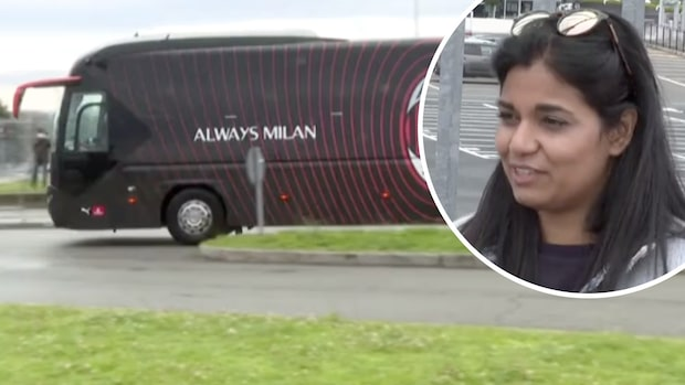 """Milan-supporter: """"Vi har längtat"""""""
