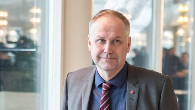 Jonas Sjöstedt, partiordförande (V) Foto: Pelle T Nilsson/Small Media