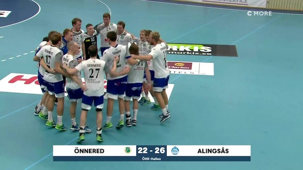 Highlights: Önnered-Alingsås