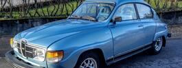 Saab 96 V4 såld för världsrekordbelopp