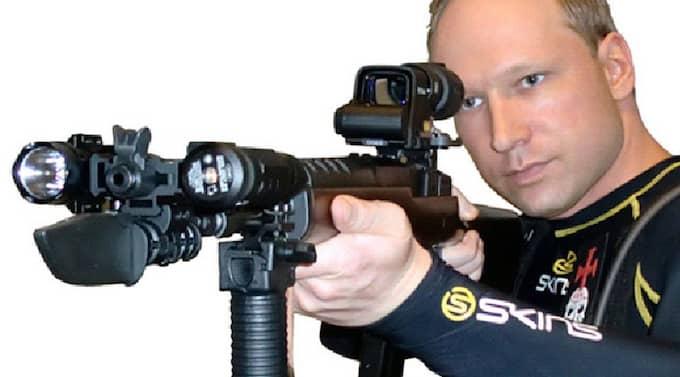 Breivik var sekunder från att bli skjuten | Nyheter ...