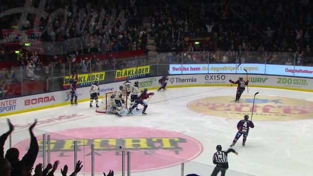 Höjdpunkter: Linköping-HV 71
