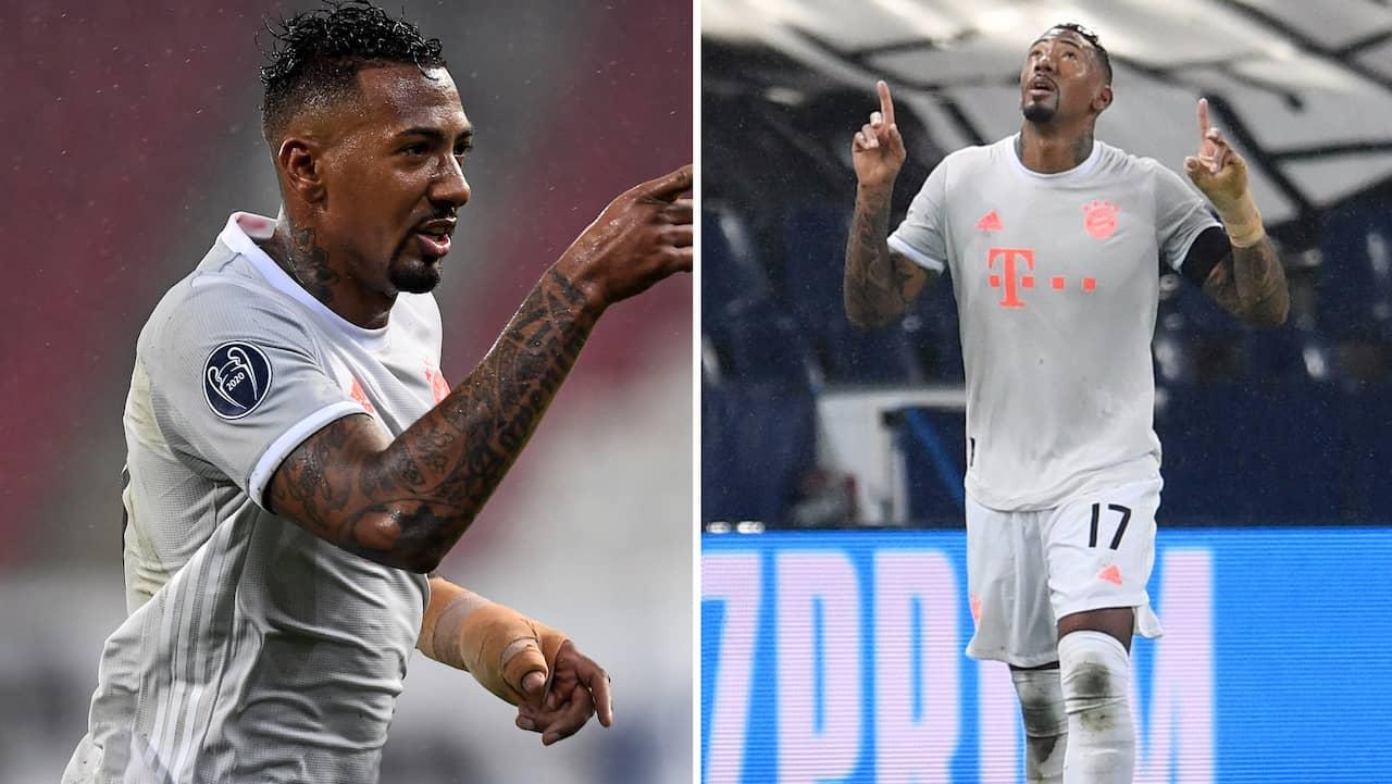 Dumpas av Bayern efter nio säsonger