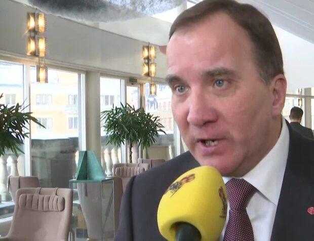 """Stefan Löfven (S): """"Den organiserade brottsligheten ska bort"""""""