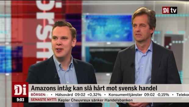 """Elgemyr: """"Någon gång kommer Amazon nå sin ände"""""""