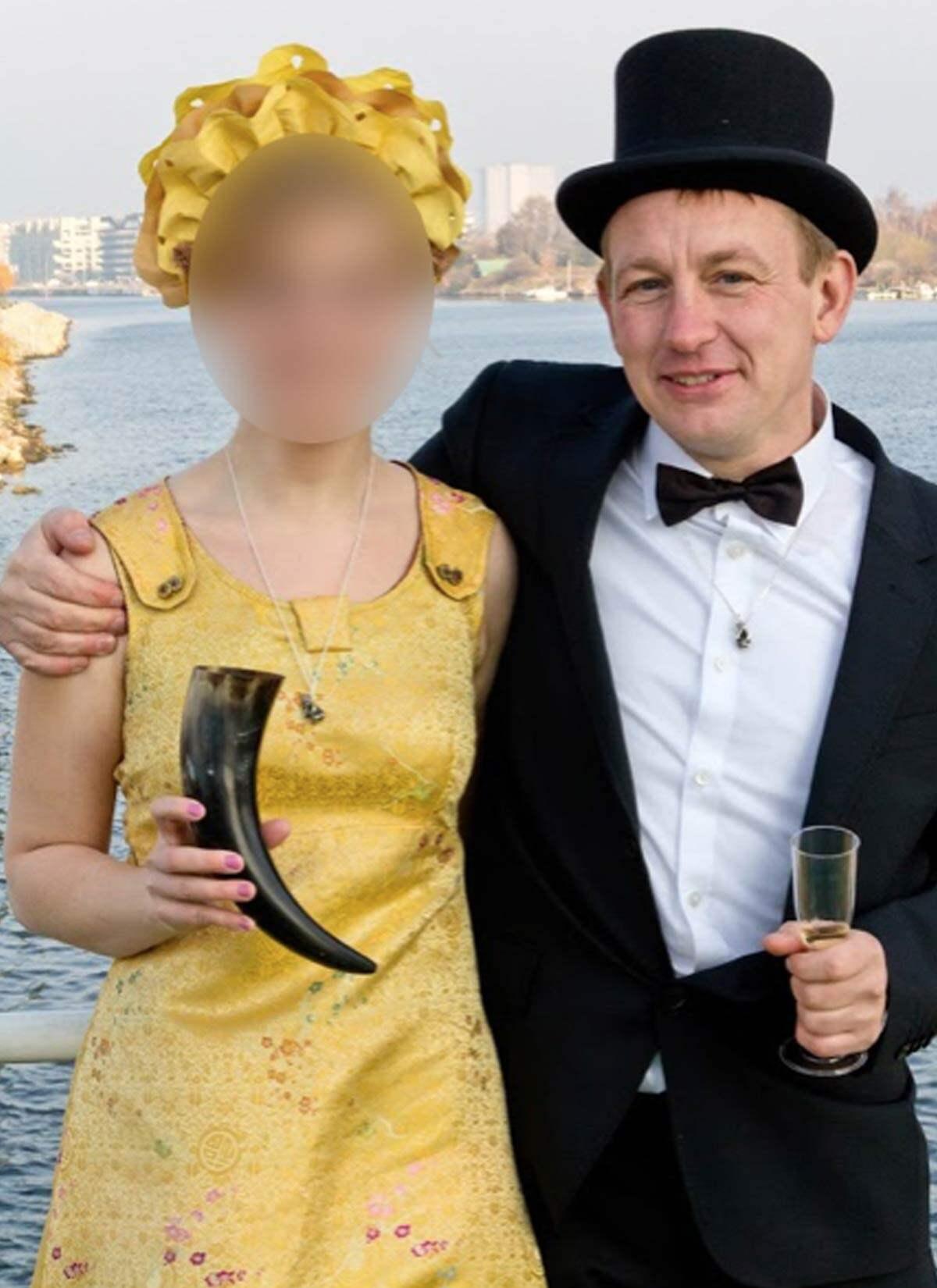 Skilsmässa av online dating äktenskap