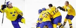 Sverige vann VM-guld efter straffrysare
