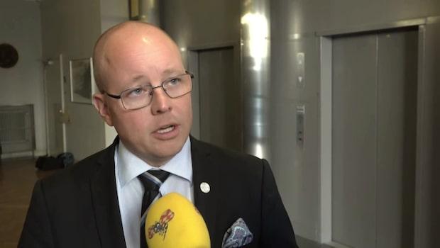 """Björn Söder: """"Löfven kommer att falla – ingen tvekan"""""""