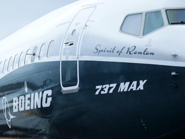 <span>Norwegian blir först i världen med att flyga den nya generationen av Boeingplan, 737 Max.<br></span>