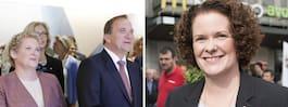 S-politikern tog limousine till kungafesten: