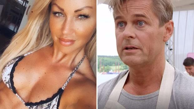 Julias nya kärlek efter romansen med Niclas Wahlgren