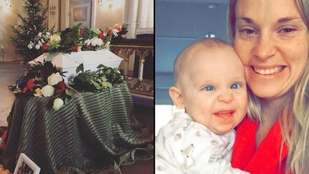 Barnmorska åtalas efter Elliots död